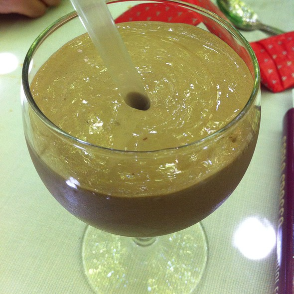 Sorbetto Al Caffé @ Osteria Del Moro