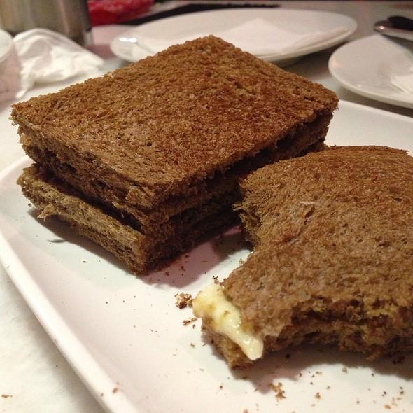 Kaya Butter Toast @ Old Town White Coffee, Alamanda