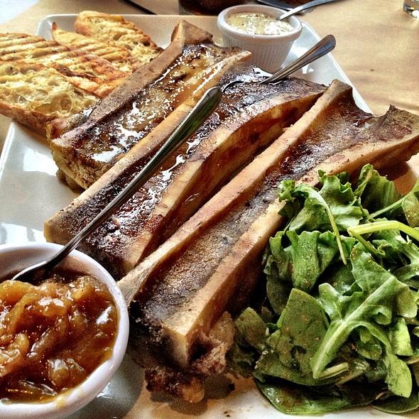 Rye Braised Bone Marrow @ Boca Kitchen Bar and Market