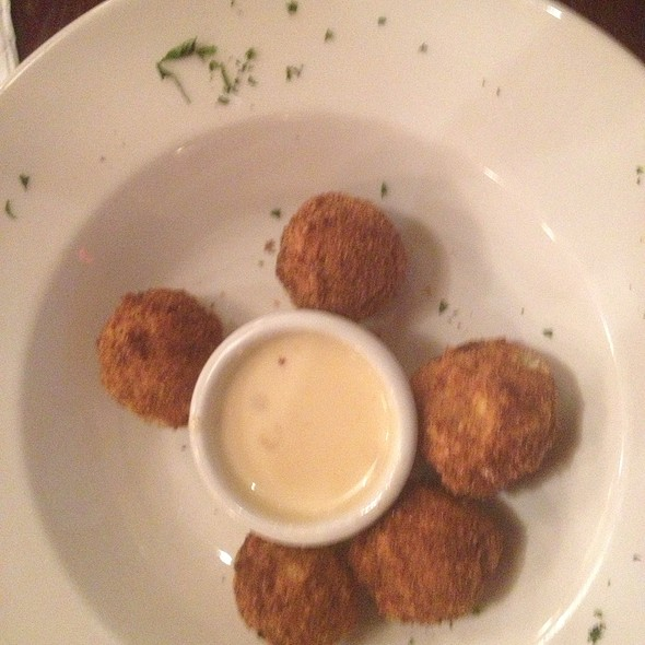 Stuffed Mushrooms - Copelands of New Orleans, Southlake, TX
