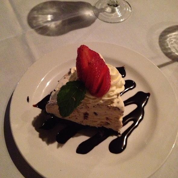 ice cream pie - Club Soda, Fort Wayne, IN