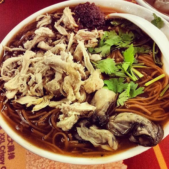 Oyster Mee Sua @ Shihlin Taiwan Street Snacks