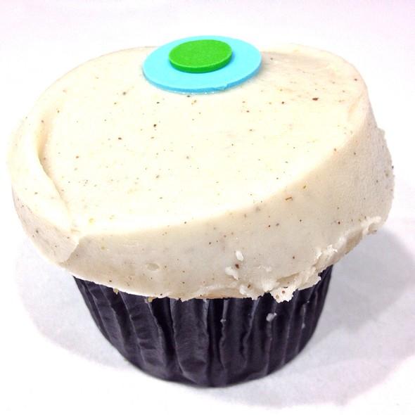 Vanilla Hazelnut Chocolate Cupcake at Sprinkles Cupcakes