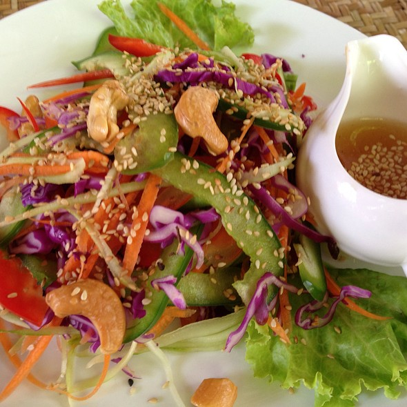 Salad Of The House @ Peace Cafe