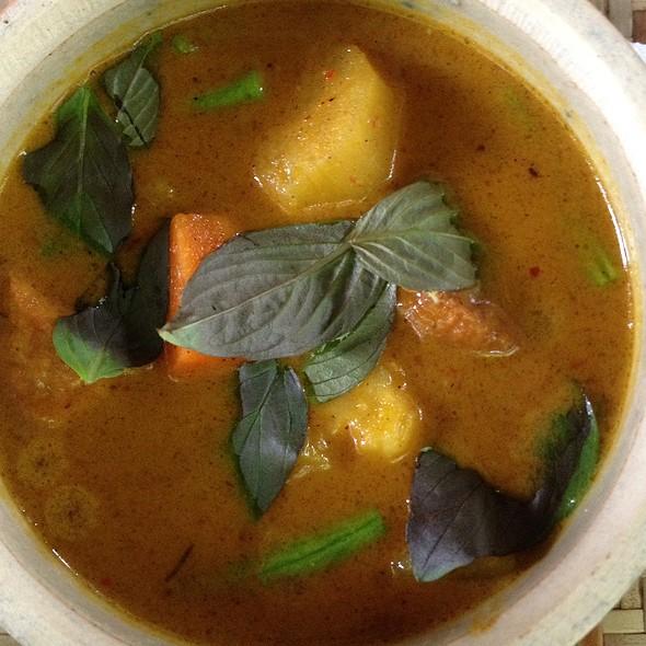 Curry Chili @ Peace Cafe