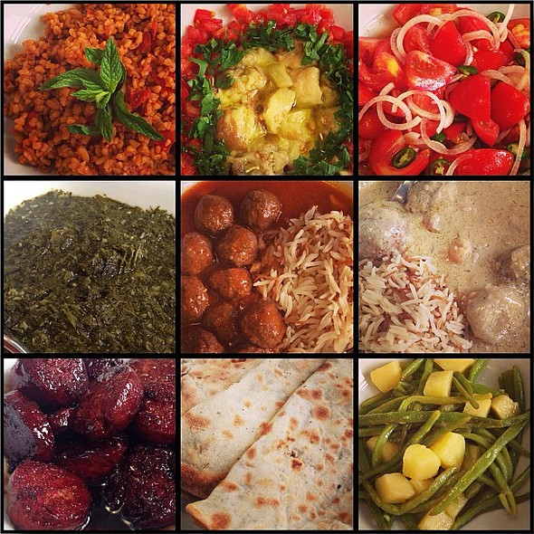 Mum&I complete menu. produced. ! @ Mum & I