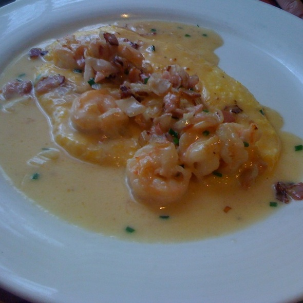 Shrimp & Grits - Babette's Cafe, Atlanta, GA