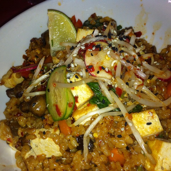 Fried Rice @ Fly Trap Restaurant
