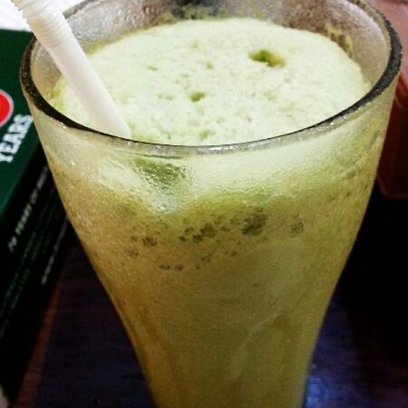 Matcha Green Tea Shake