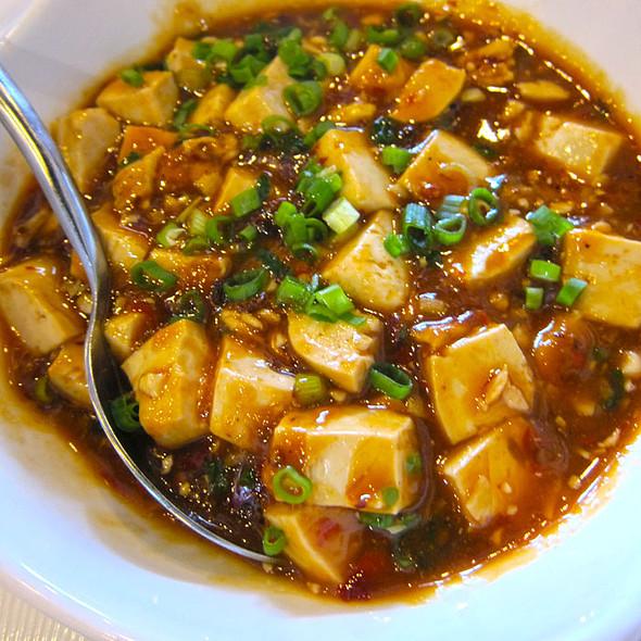 Mapo Beancurd @ Lucky Sichuan Restaurant