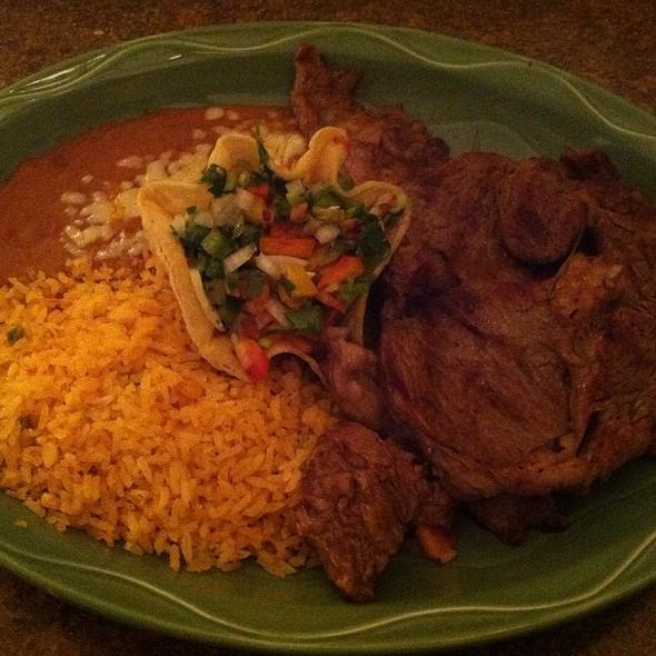 carne asada @ Mi Jalisco