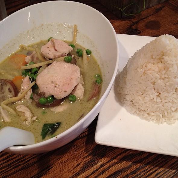 Chicken Green Curry @ Little Charm Thai Kitchen