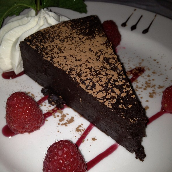 Cappuccino Cake - The Capital Grille - Plano, Plano, TX