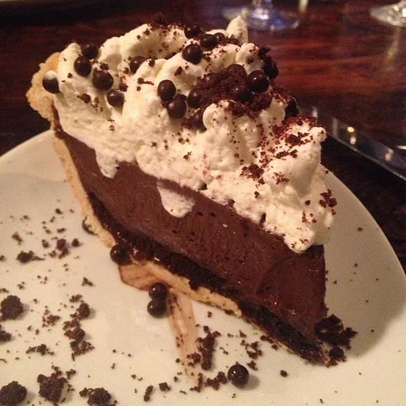 Chocolate Cream Pie @ Wayfare Tavern