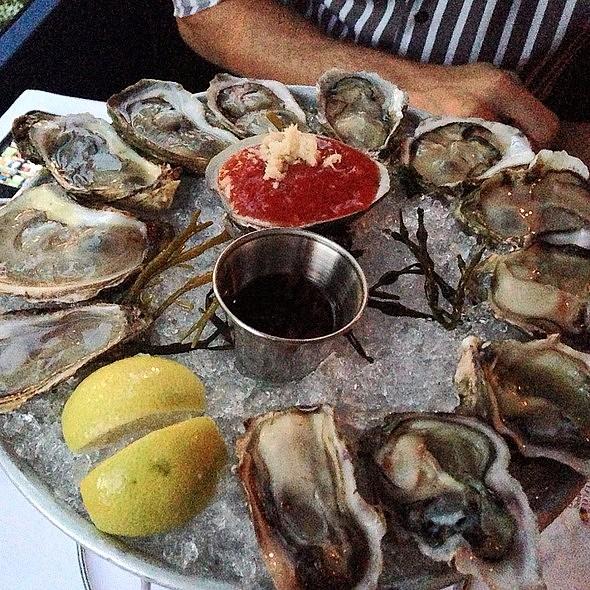 Seafood @ Aquagrill