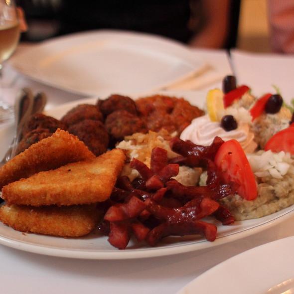 Romanian Appetizers @ Romanian Garden