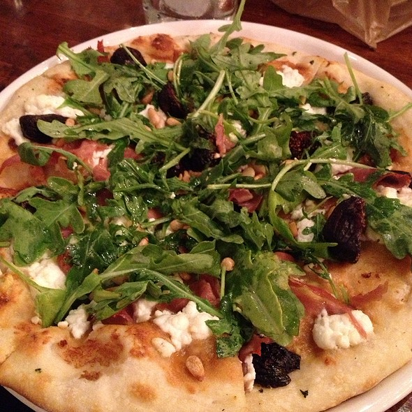 Fig Pizza @ Arch City Tavern