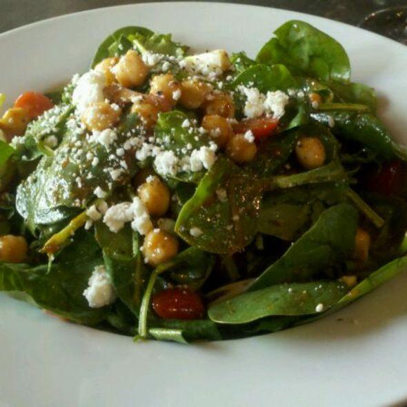 Mediterranean Salad @ Purple Cafe and Wine Bar