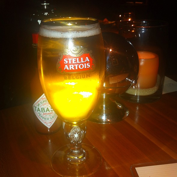 Stella Artois @ Houston's