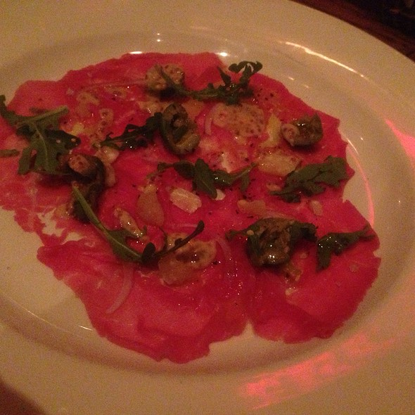 carpaccio - Maialino, New York, NY