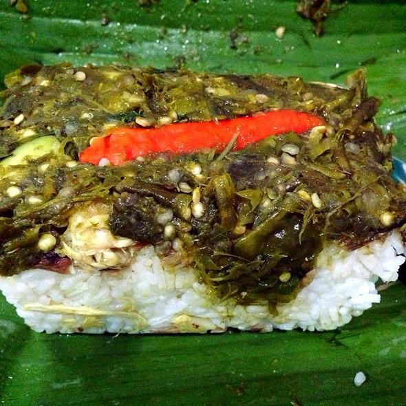 Nasi Perang @ Take Away Food
