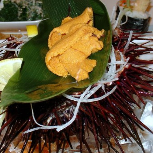 Uni @ Ebisu Restaurant