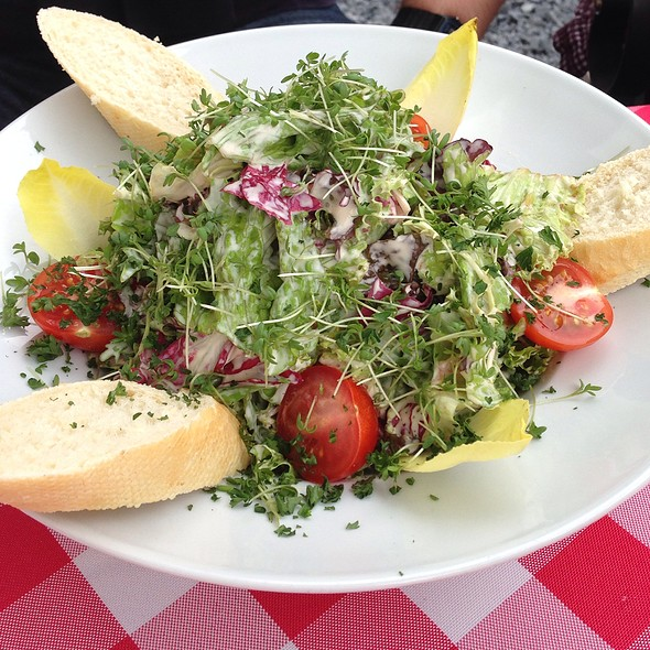 Gemischter Salat @ Zum Alten Turm