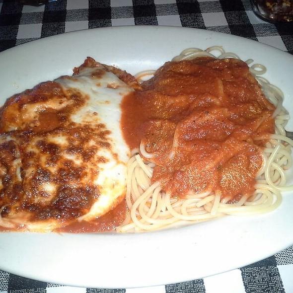 Chicken Parmesan @ Ippolito's Italian Restaurant