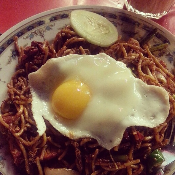 Mee Goreng Mamak @ Restoran Sayed