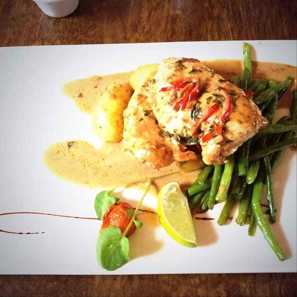 Chilli & Lime Chicken @ The Church