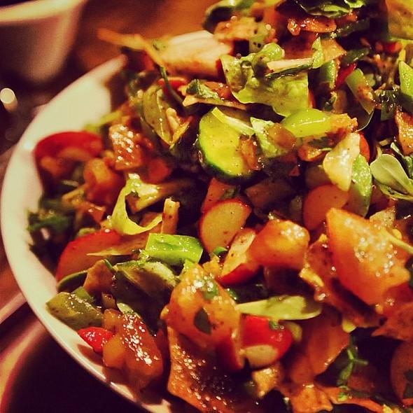 The Best @ Restaurant Fouad Hrajel
