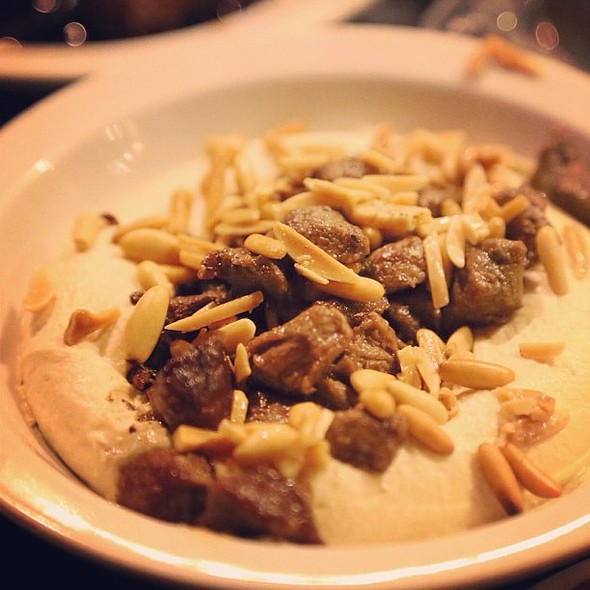 Grilled @ Restaurant Fouad Hrajel