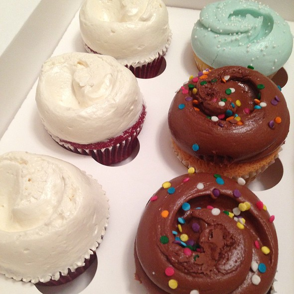 Cupcakes @ Magnolia Columbus