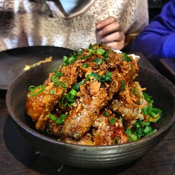 pork ribs @ Khao Pla