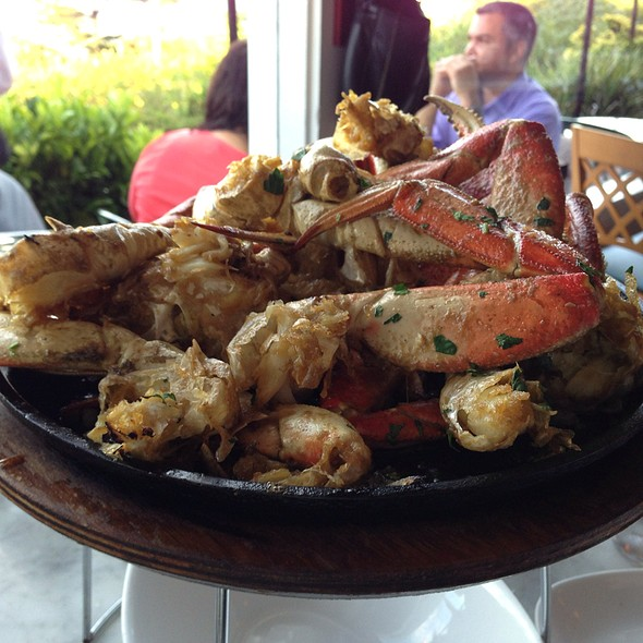 the dead fish menu crockett ca foodspotting