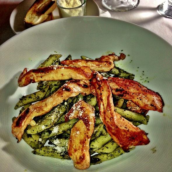 Pasta @ San Ignacio Resort Hotel