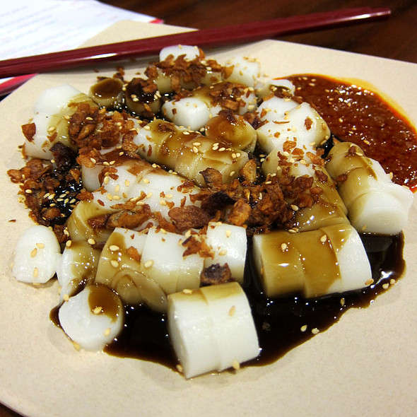 Chee cheong fun @ Publika Food Court