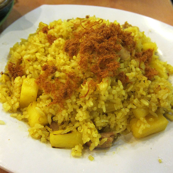 Pineapple Rice @ Publika Food Court