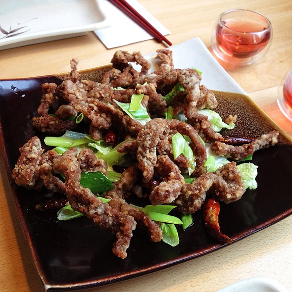 Crispy Fried Beef