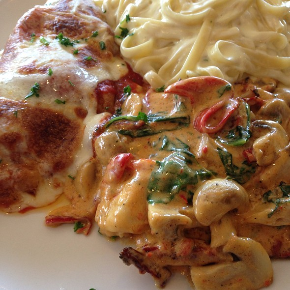 Piato Veneto @ Valentino's Restaurant