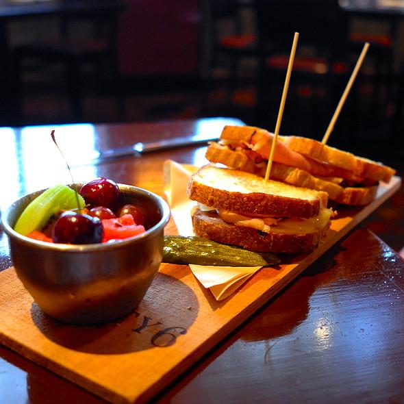 Ham & Cheese Sandwich - TWENTY6, La Quinta, CA