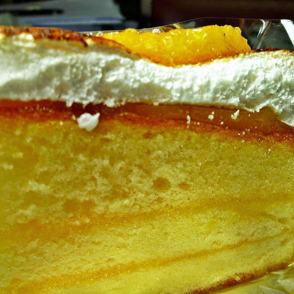 Orange Meringue @ MPB Sweet Cake - Nawamincity Avenue
