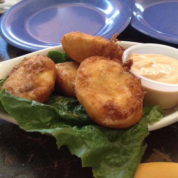 Deep Fried Deviled Eggs @ Jimmy's Diner
