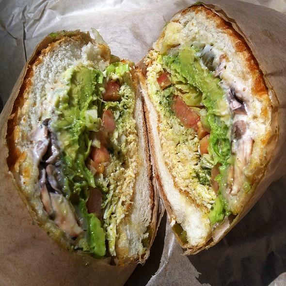 Spiffy Tiffy Sandwich