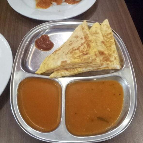Roti Telur @ Mamak Chatswood