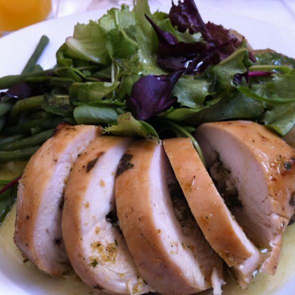 Chicken @ A Priori Thé