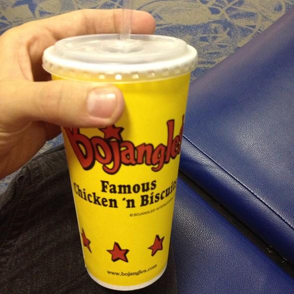 Sweet Tea @ Bojangles' Famous Chicken 'n Biscuits