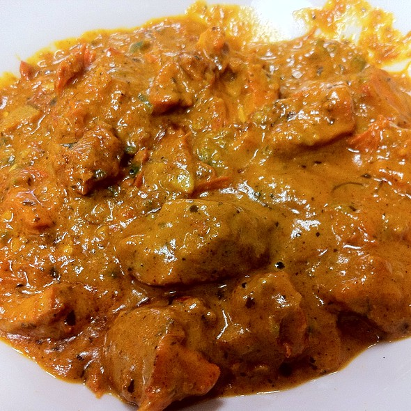 chicken tikka masala @ India Kitchen