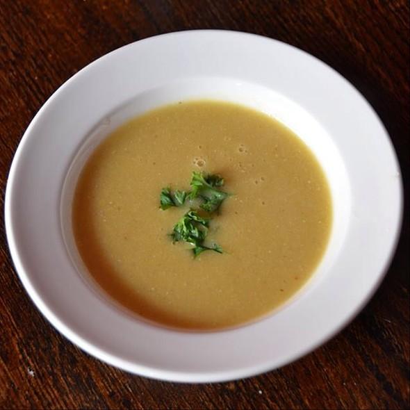 Lentil Soup @ Kan Zaman