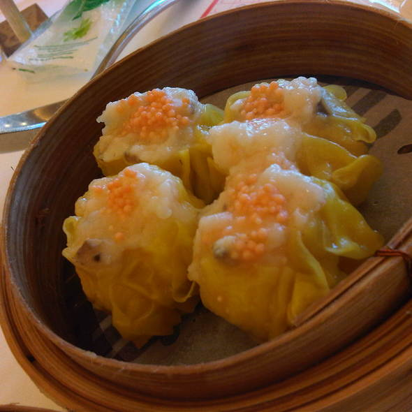 Steamed Pork Siew Mai With Fish Roe @ Maxim's Palace